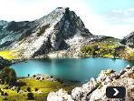 Lagos de Covadonga (pIcos  de Europa)