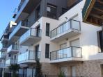 Une belle résidence avec des balcons-terrasses