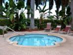 Pool Area Spa