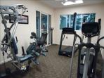 Clubhouse Fitness Area