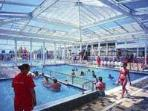 Indoor swimming pool available in California Cliff Holiday Park close to Great Yarmouth.