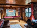 Guest Lodge 2nd Floor Gameroom