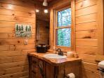 Main Lodge 2nd Flr Bath Room