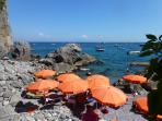 OS Garden - Maison de Charme - Spiagge raggiungibili solo dal mare con eccellenti ristoranti