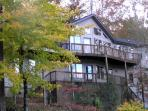 Majestic mountain home set in the very location where Dirty Dancing was filmed!