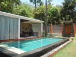 Private pool 8x4m