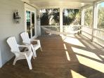 1st fl Screened Porch