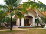 Beach villa B4 115 m2. Close to 18 km beach