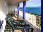 Comfort on the balcony | Conforto na varanda