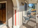 Spend countless hours relaxing on the spacious covered porch.