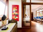 Villa Cosmopolitan Room 1 with Garden view