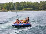 Water Tubing / Wake Boarding / Jet Ski Rentals
