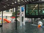 Outdoor Pool & Gym area Overview