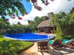 Villa Laguna Encantada View of Swimming Pool