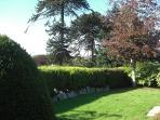 Greenbank View front garden