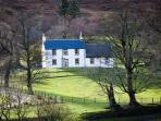 A tranquil break in the heart of this beautiful Scottish Glen
