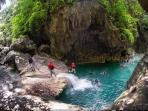 canjonering kawasan falls we can organize it for you