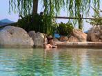 The Bali Estate Luxury Pool Relaxation in Lefkada, Greece
