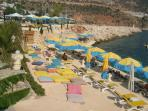 Kalkan village beach clubs to explore