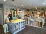 Stitch Supply Co Retail Space - Fabric/Yarn/Embroidery