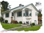 Arbutus Guest House at White Rapids Ranch
