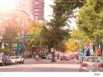 Edmonton's Best Street! Enjoy Markets & Wine Bars & Restaurants!