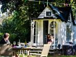A summer afternoon by 'The Shack'
