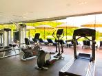 Your morning work out is waiting. Let's go!