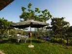 giardino appartamento Ghiro