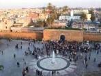 Le Casbah de la ville de Mohammedia à 1.5km de la Residence