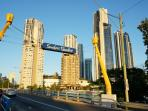 Famous Bridge Between Chevron Island and Surfers Paradise