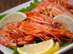 Try the suculent, gigantic red shrimp of Mazara del Vallo.