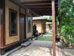 Mulia home stay houses fictures teras view