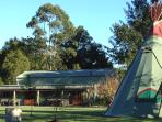 Kings Creek Retreat - Tipi