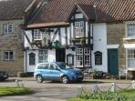 The Royal Oak - serving real ale and food