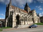 St-Gervais church in Falaise