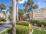 Located at 19725 Gulf Blvd- beach is a 5 minute walk. Beach cart and chairs provided  for beach
