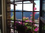 Summer kitchen window