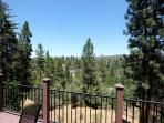 Back deck view