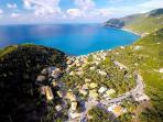 Agios Nikitas From Katerina's Village High. Established Summer 2016