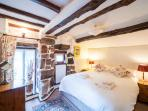 Sleep beneath the 400 year old beams!
