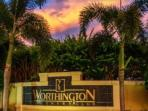 Beautiful Bonita Condo at Worthington - MAIN GATE ENTRANCE BONITA BEACH ROAD