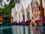 Main Pool at Astagina Resort Legian Bali