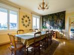 Thibault Villa France. Dining Room