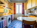 Thibault Villa France. Kitchen