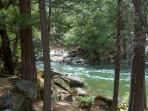 nearby creek