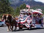 Local parades and seasonal fairs