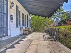 Enjoy the best of outdoor living at this Hot Springs vacation rental home!