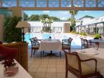 Our local 5* hotel, The Los Monteros Hotel & Spa - restaurant well worth a visit