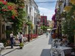 Charming Old Town Marbella, a must for any visit to Marbella